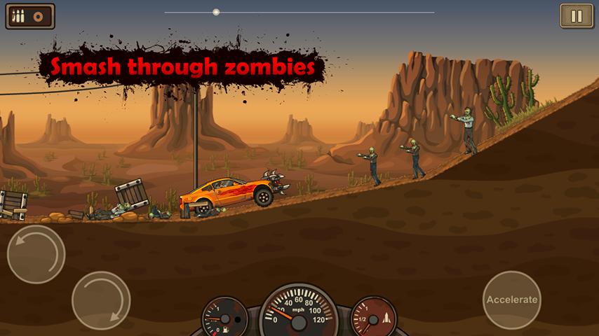 Earn to Die- screenshot