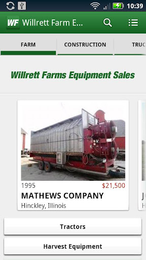 Willrett Farm Equipment