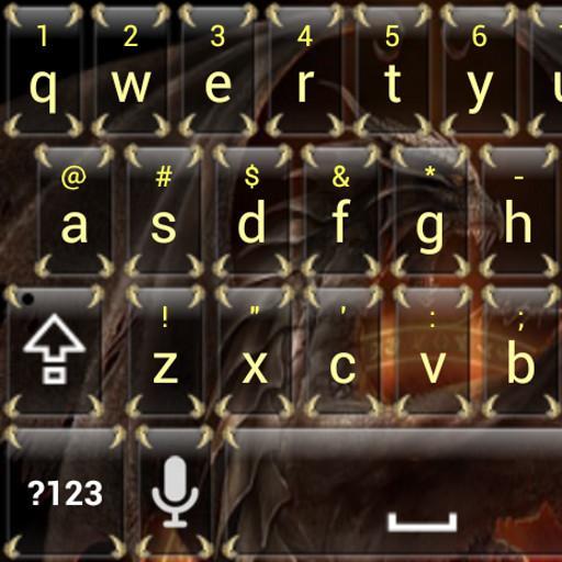 Dragon Smart Keyboard Skin 個人化 App LOGO-硬是要APP