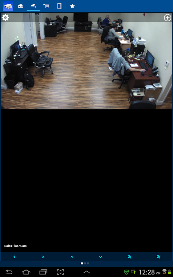 iCamViewer IP Camera Viewer- screenshot