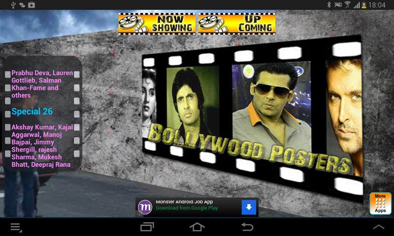 Bollywood Movie Posters - screenshot
