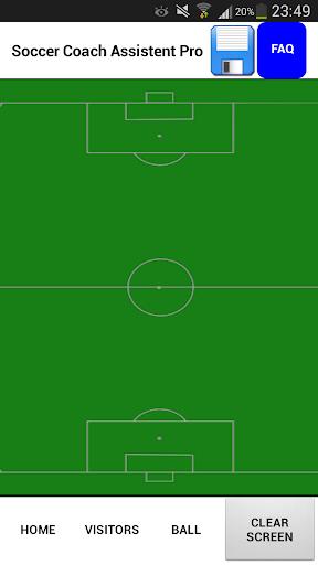 Soccer Coach Assistant