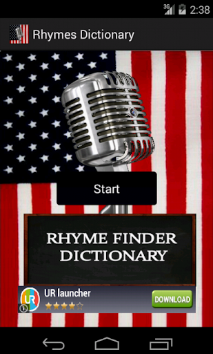 Rhyme Finder Dictionary