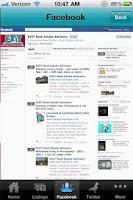 Screenshot of Exit Real Estate Advisors