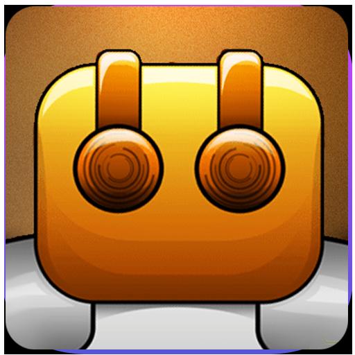 Robot Big Defense LOGO-APP點子