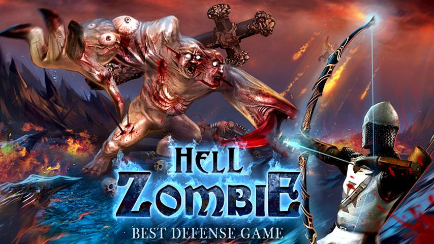 Hell Zombie- screenshot