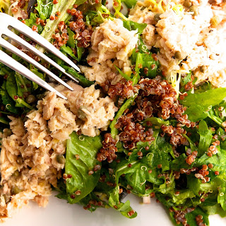Quinoa Tuna Salad Recipes.