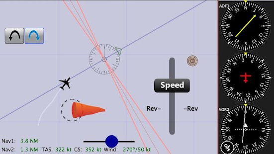 Nav Trainer Pro for Pilots - screenshot thumbnail