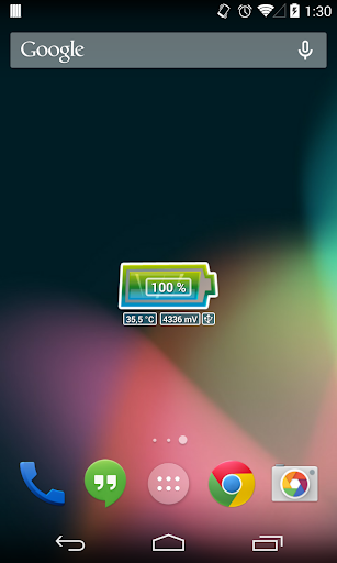 [Theme Battery ] Hi-Tech Green