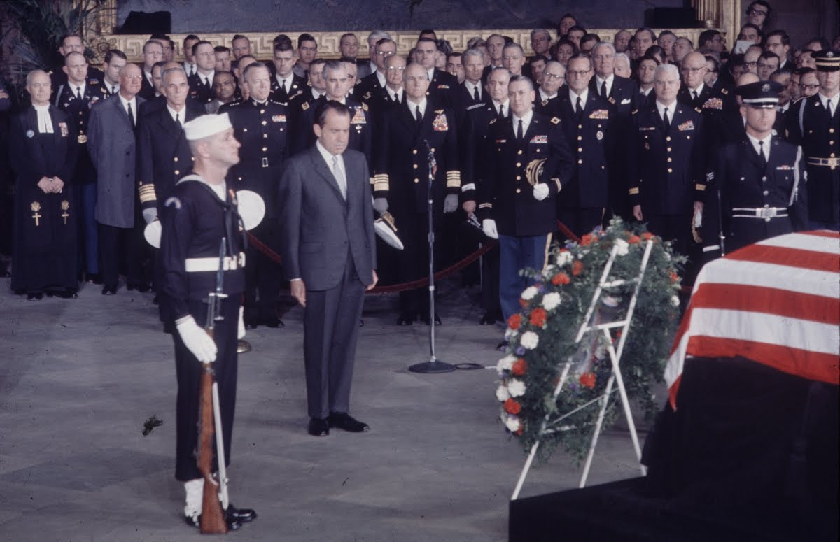 Dwight D. Eisenhower's Funeral