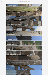Forum Romanum / Roman Forum- screenshot thumbnail