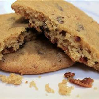 Maple-Bacon Chocolate Chip Cookies.