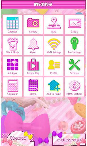 玩免費個人化APP|下載[FREE] Candy March [+]HOME app不用錢|硬是要APP
