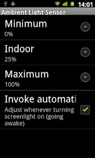 Ambient Light Sensor - screenshot thumbnail