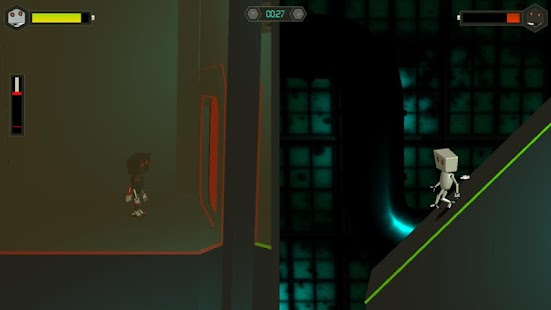 Twin Robots. Screenshot 5