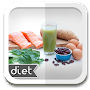 Bodybuilding Diet Plan Guide APK icon