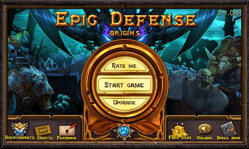 Epic Defense - Origins  screenshots 15