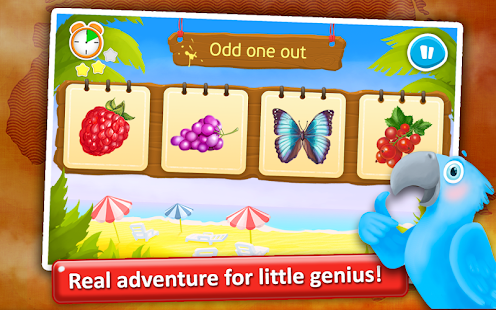 Kids Adventure: Learning Games