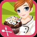 Tessa's Cup Cake - Cake games icon