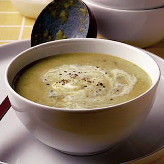 Broad Bean, Yogurt & Mint Soup
