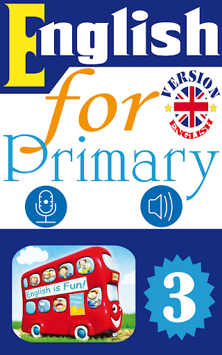 English for Primary 3 English