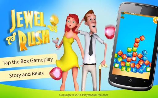 Jewel Rush - Match Color