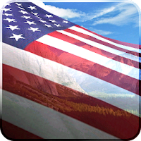 NA Flags Free Live Wallpaper 1.95