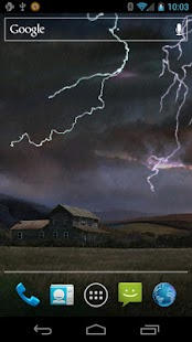 Farm in Thunderstorm Free - screenshot thumbnail