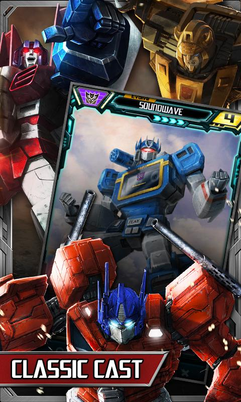 Transformers Legends - screenshot