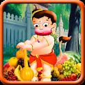 Hanuman Fruit Shoot icon
