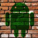 GO SMS Theme Graffiti Murals logo