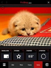 PicShop - Photo Editor Screenshot 5