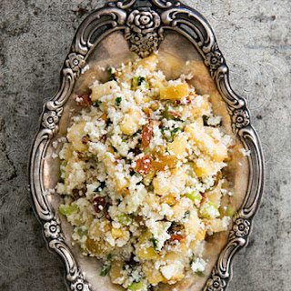 "Cauliflower ""Couscous"""