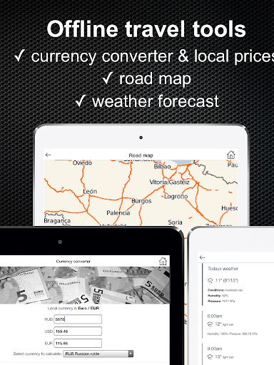 法国离线地图指南提示城市和天气|玩旅遊App免費|玩APPs