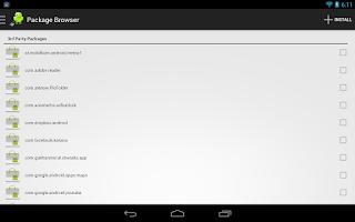 Screenshot of Craze - ADB Toolkit