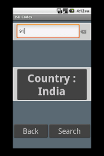 Mobile Number Checker (India) - screenshot thumbnail