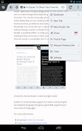 Firefox Beta — Web Browser Screenshot 29