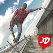 101 Skateboard Racing 3D