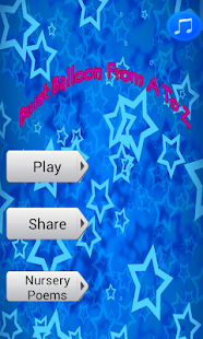 ABCD Balloon game/Learn ABCD- screenshot thumbnail