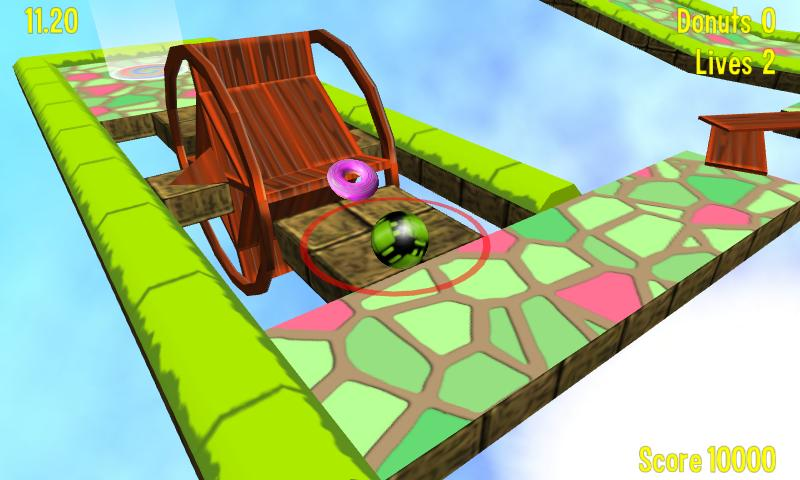 Roller Toaster Lite - screenshot