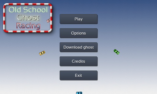 Old School Ghost Racing Free