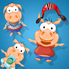 Perry Pig - Jump TV APK Icon