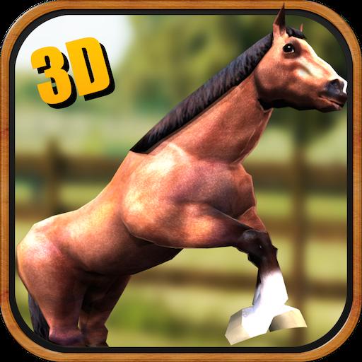 Virtual Horse Simulator 3D