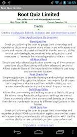 Root Quiz - Limited Screenshot 5