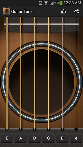Free Guitar Tuner for Free
