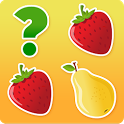 Fruits Games - Exercise Memo icon
