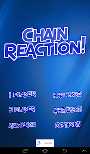 Chain Reaction Multiplayer