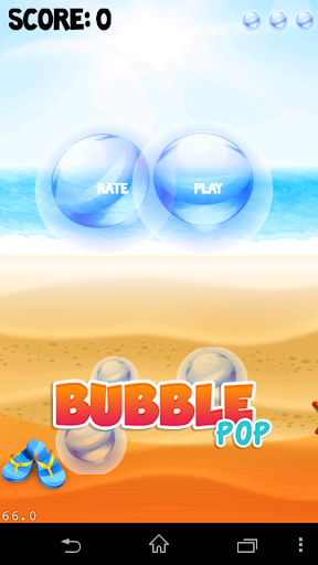 Bubble Pop Smasher