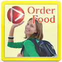 Travel Chinese of Order food logo