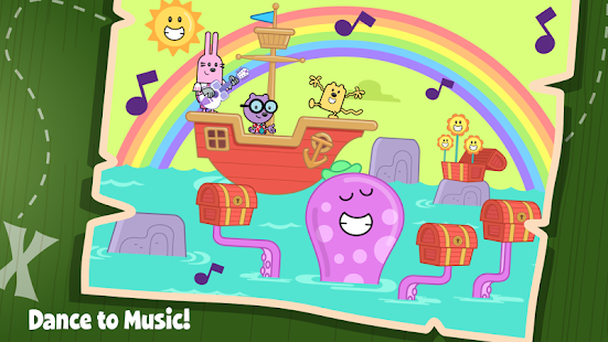 Wubbzy's Pirate Treasure - screenshot thumbnail